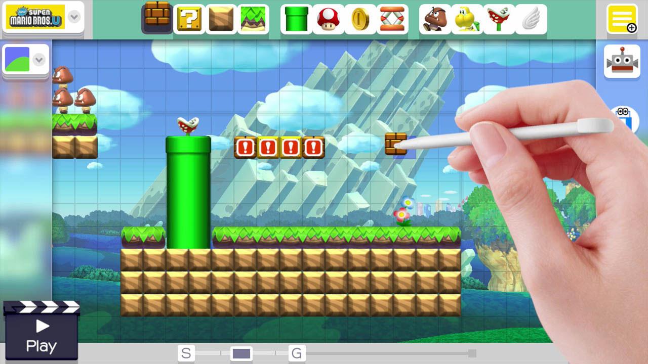 Όταν τοποθετείτε αντικείμενα στο gamepad, ένα χέρι απεικονίζει την αντίστοιχη κίνηση στην τηλεόραση!