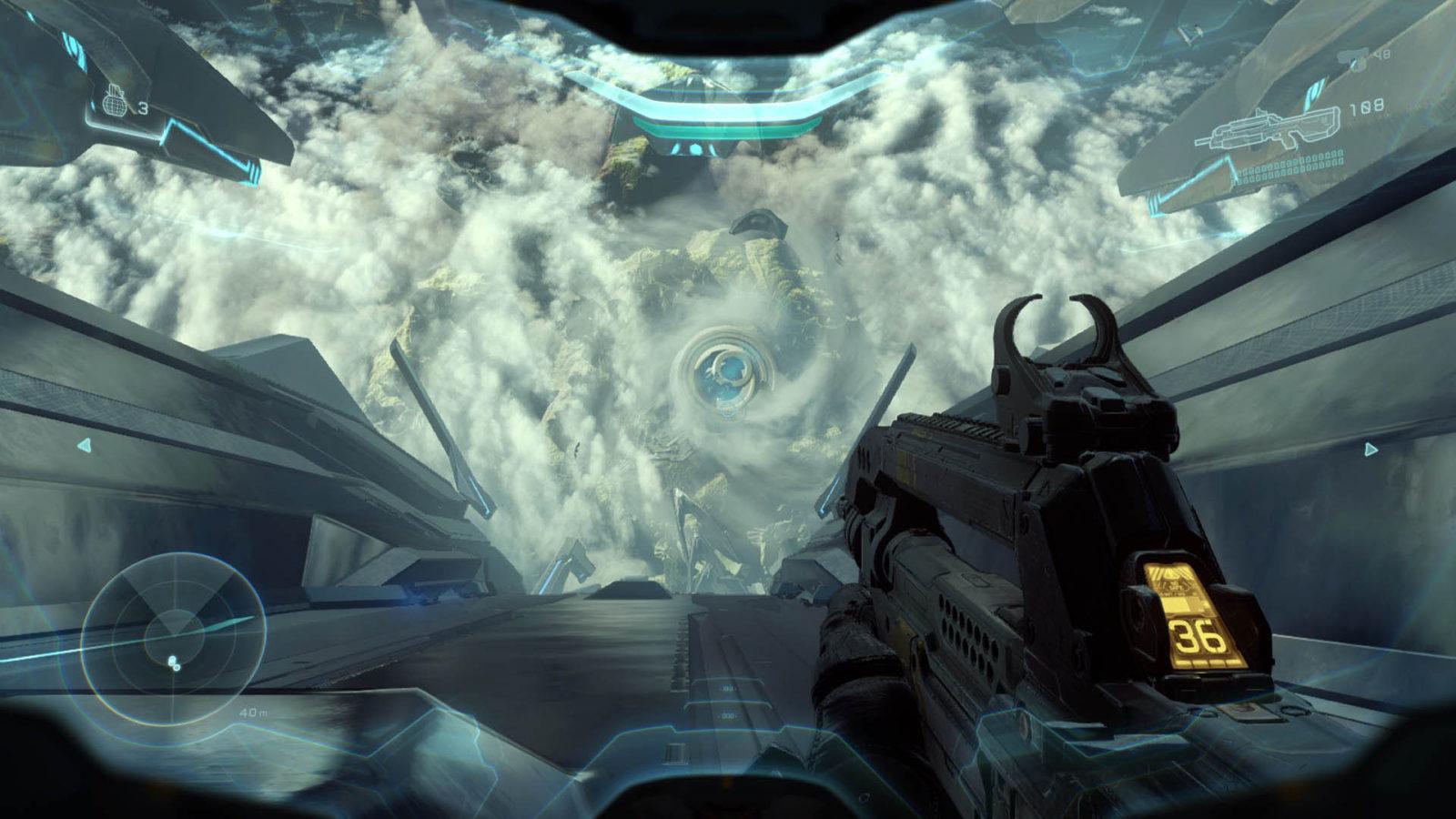 Σημείο αναφοράς Halo