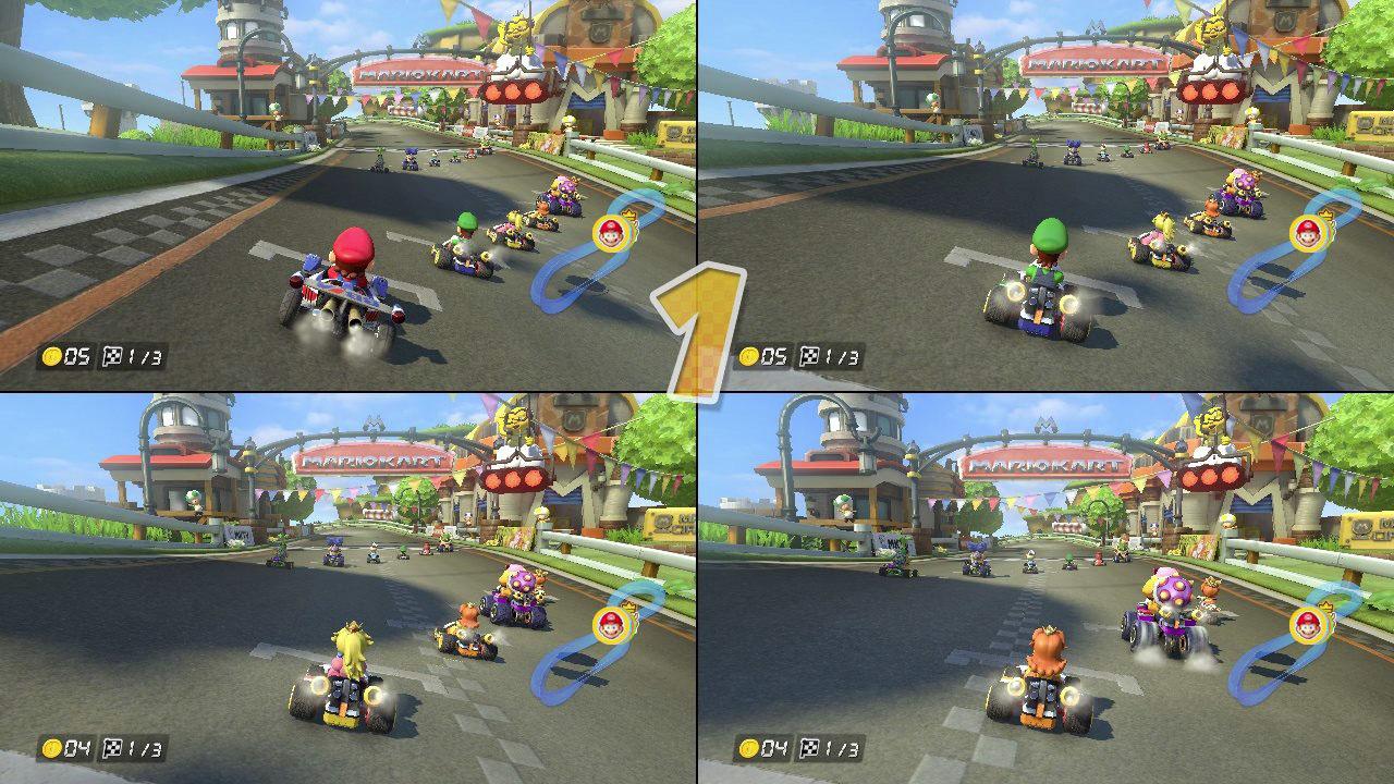 Θα περάσετε απερίγραπτα διασκεδαστικά με το multiplayer!