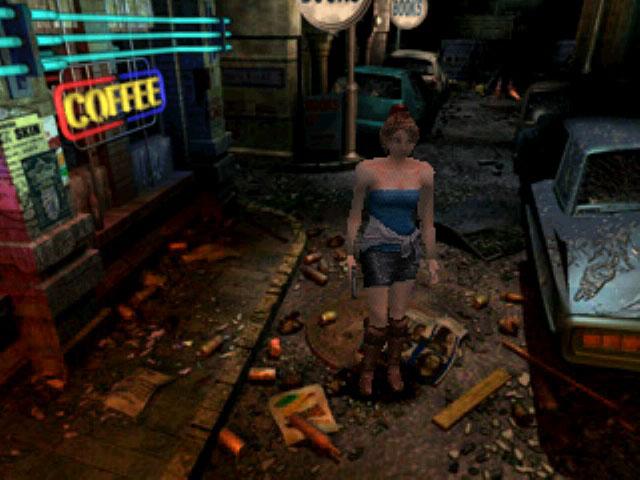 Για παιχνίδι του PS1 είναι πανέμορφο!