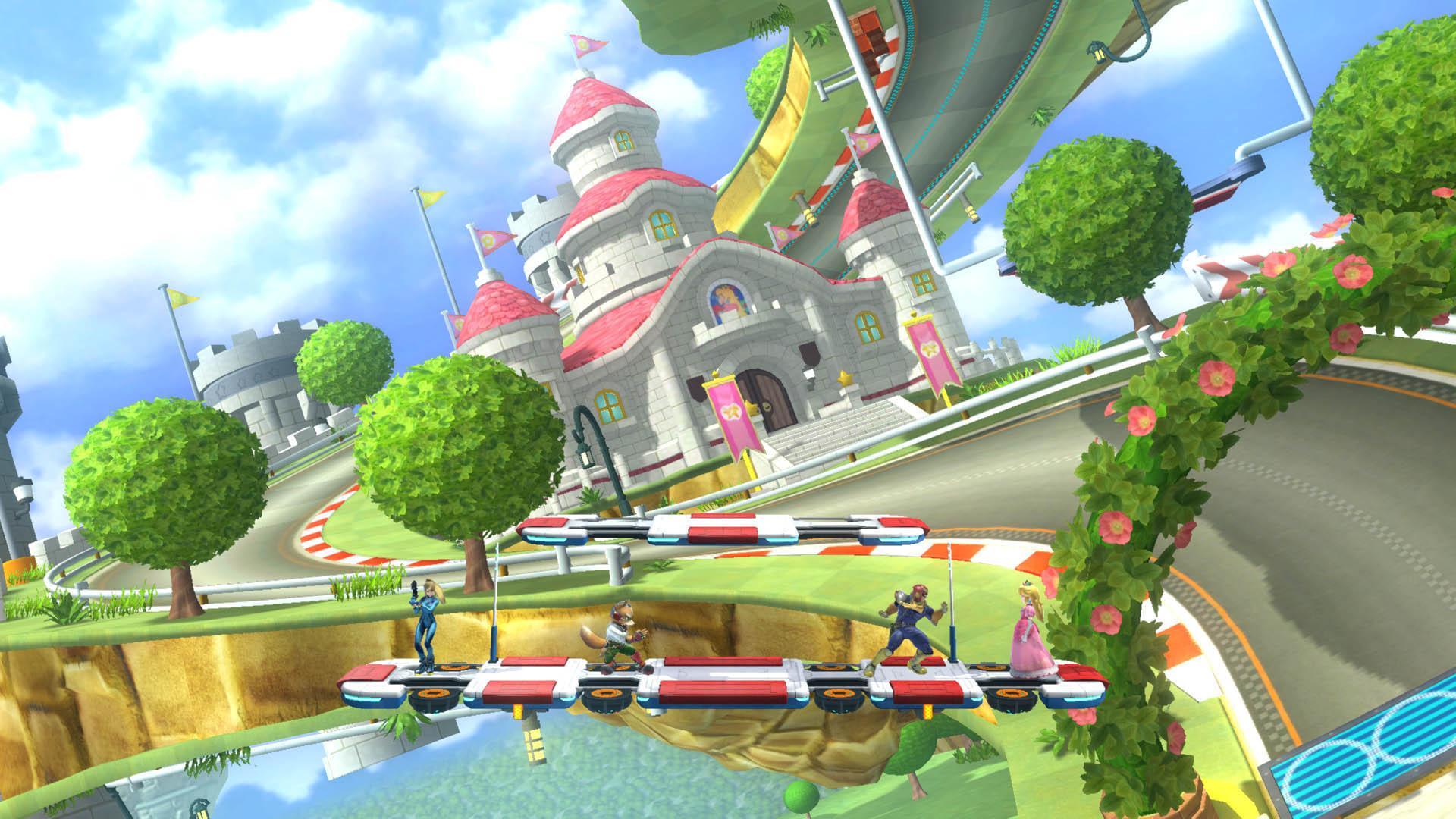 Παλεύοντας με την...βαρύτητα στην πίστα του Mario Kart 8!!